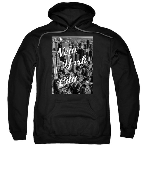 New York City Sweatshirt by Nicklas Gustafsson