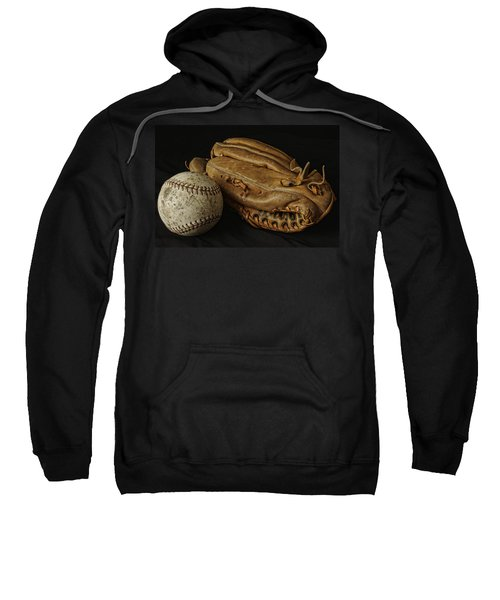 Play Ball Sweatshirt by Richard Rizzo