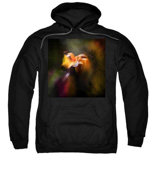 Soul Scream Sweatshirt by Miki De Goodaboom