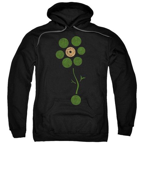 Spring Flower Sweatshirt by Frank Tschakert
