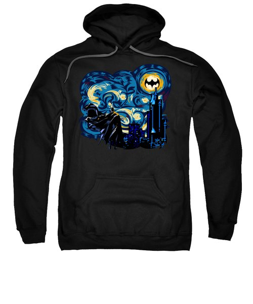 Starry Knight Sweatshirt by Three Second