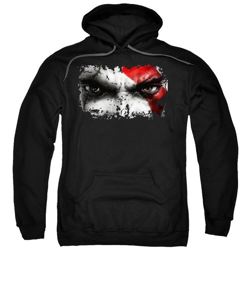 Strong Warrior Sweatshirt by Opoble Opoble