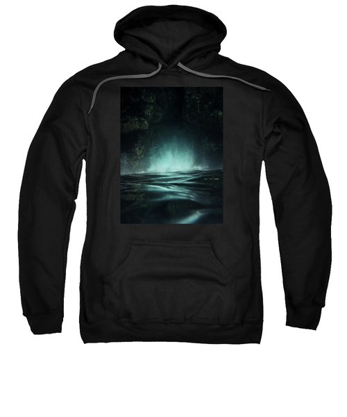 Surreal Sea Sweatshirt by Nicklas Gustafsson