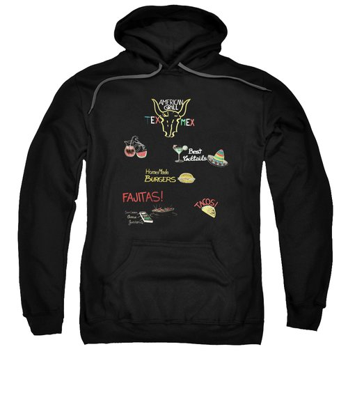 The American Grill Sweatshirt by Mark Rogan