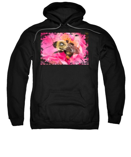 The Bees Are Back In Town Signature Series Sweatshirt by Di Designs