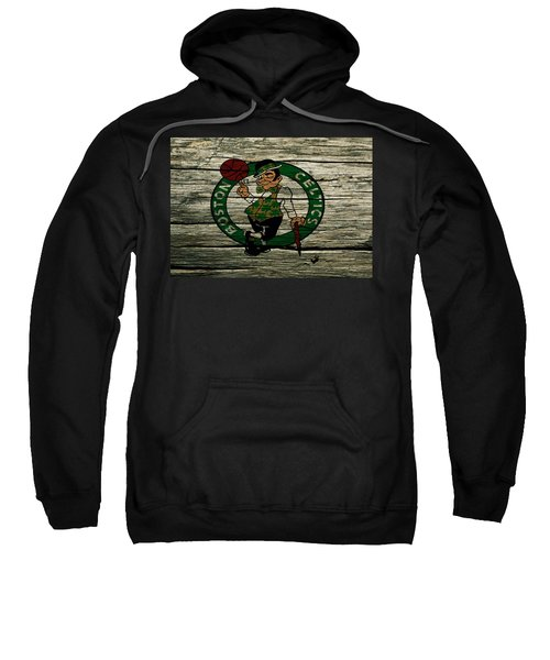 The Boston Celtics 2w Sweatshirt by Brian Reaves