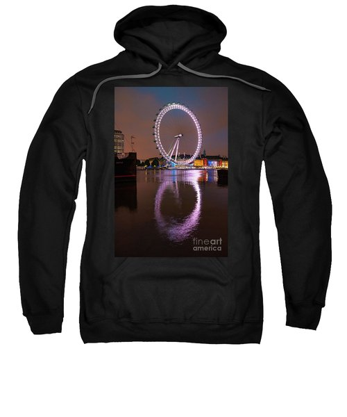 The London Eye Sweatshirt by Stephen Smith