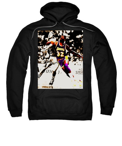 The Rebound Sweatshirt by Brian Reaves