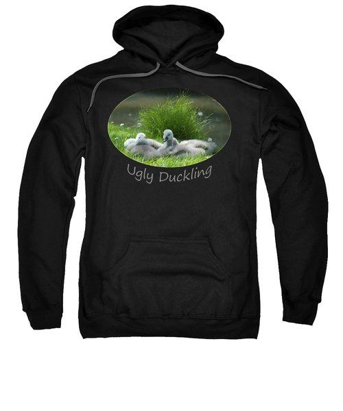 Ugly Duckling Sweatshirt by Richard Gibb