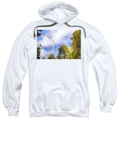 London Sweatshirt by Joana Kruse