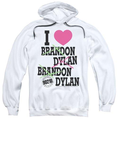 90210 - I Heart 90210 Sweatshirt by Brand A