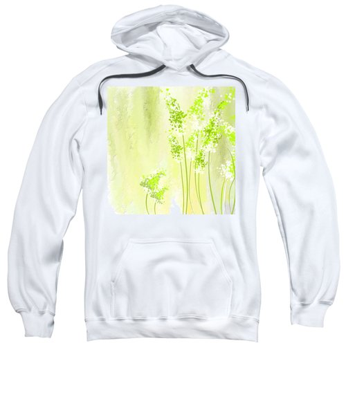 About Spring Sweatshirt by Lourry Legarde