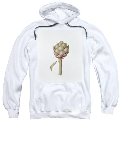 Artichoke Sweatshirt by Diana Everett
