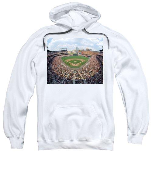 Camden Yards Baltimore Md Sweatshirt by Panoramic Images