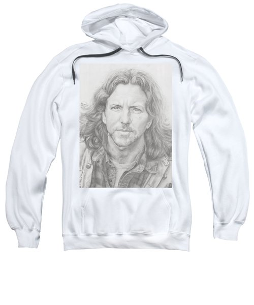 Eddie Vedder Sweatshirt by Olivia Schiermeyer