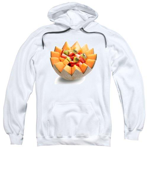 Fruit Salad Sweatshirt by Johan Swanepoel