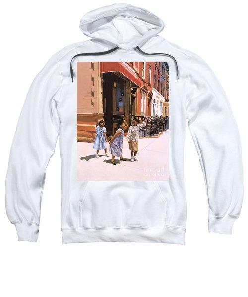 Harlem Jig Sweatshirt by Colin Bootman