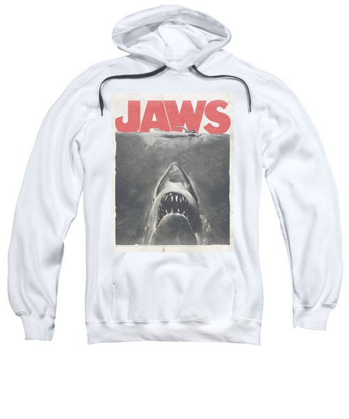 Jaws - Classic Fear Sweatshirt by Brand A