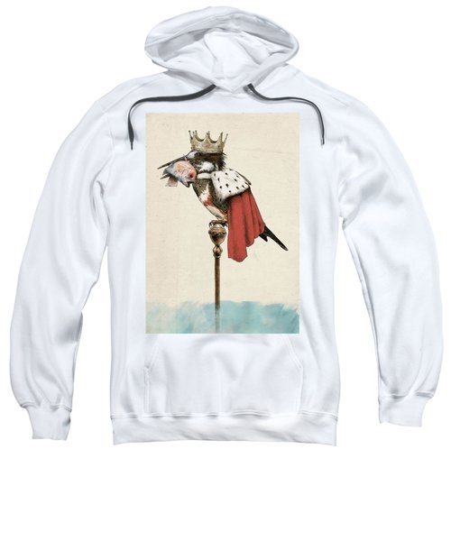 Kingfisher Sweatshirt by Eric Fan