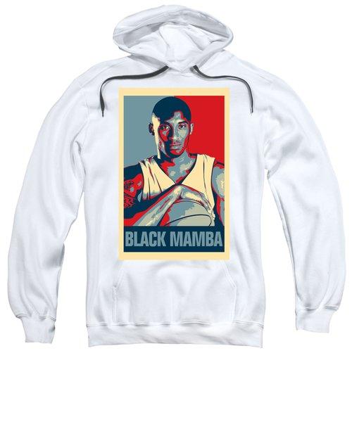 Kobe Bryant Sweatshirt by Taylan Apukovska