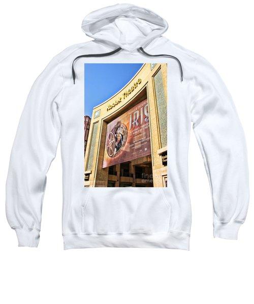 Kodak Theatre Sweatshirt by Mariola Bitner