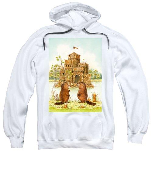 Mclodge Sweatshirt by Lynn Bywaters