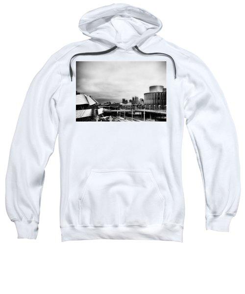 Minneapolis From The University Of Minnesota Sweatshirt by Tom Gort