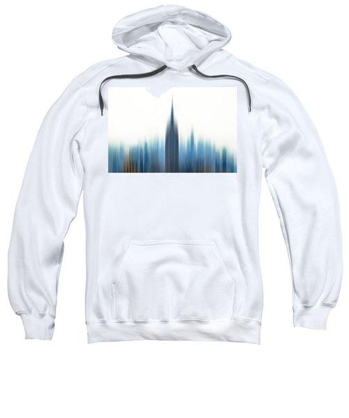 Moving An Empire Sweatshirt by Az Jackson