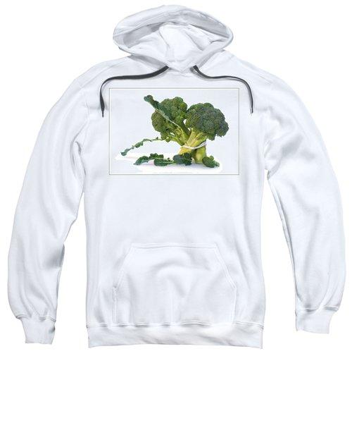 Pas De Trois Sweatshirt by Nikolyn McDonald