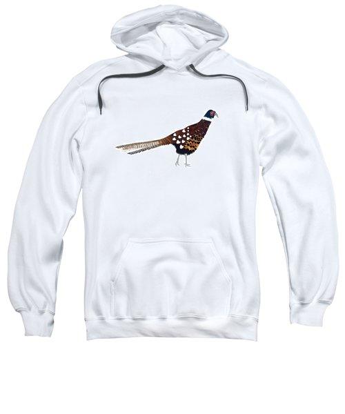 Pheasant Sweatshirt by Isobel Barber