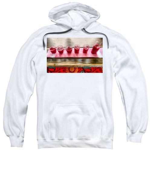 Putting Up Preserves Sweatshirt by Michelle Calkins