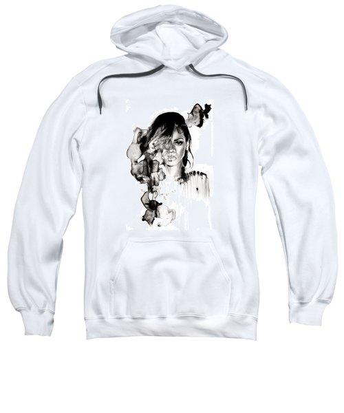 Rihanna Stay Sweatshirt by Molly Picklesimer