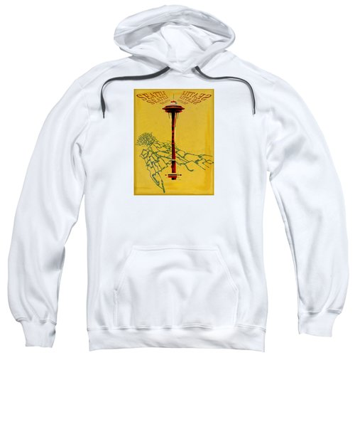 Seattle Calling Sweatshirt by Sandstone Inc