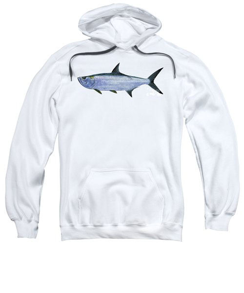 Tarpon Sweatshirt by Carey Chen