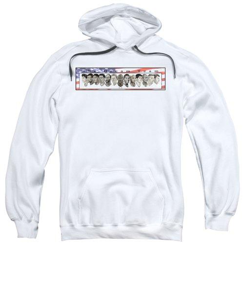 the Dream Team Sweatshirt by Tamir Barkan