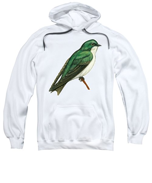 Tree Swallow  Sweatshirt by Anonymous