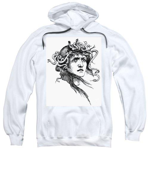 Mythology: Medusa Sweatshirt by Granger
