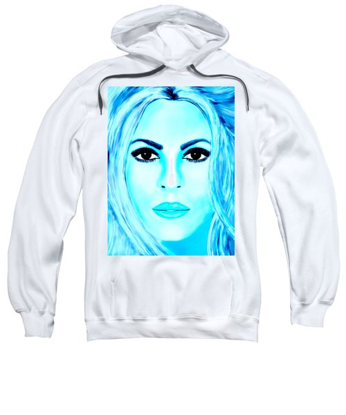 Shakira Avator Sweatshirt by Mathieu Lalonde
