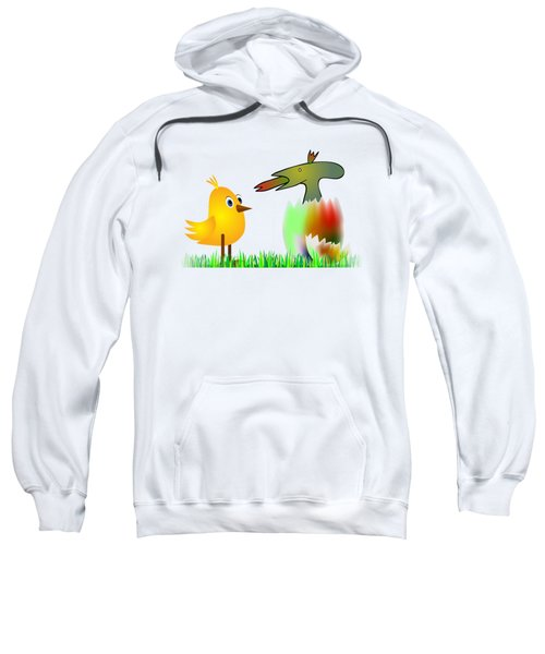 Close Encounters Of The Third Kind Sweatshirt by Michal Boubin