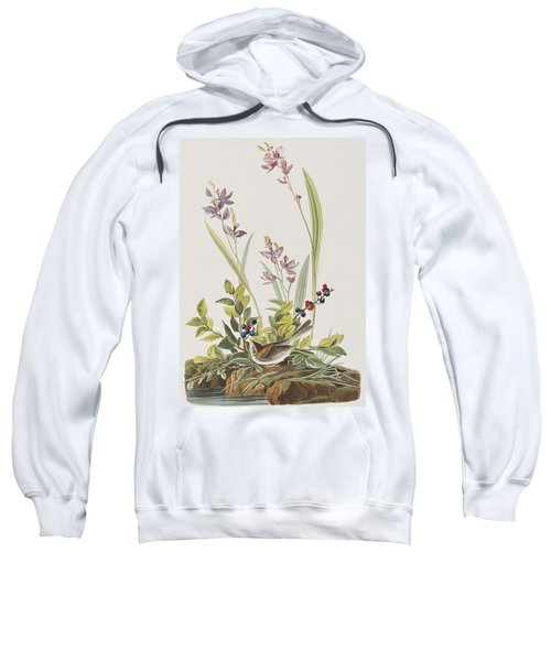 Field Sparrow Sweatshirt by John James Audubon