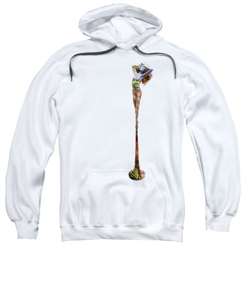 Frondescence Sweatshirt by Adam Long