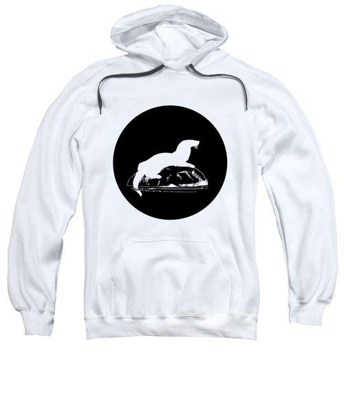 Otter Sweatshirt by Mordax Furittus