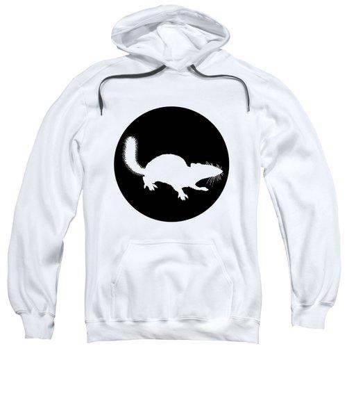 Squirrel Sweatshirt by Mordax Furittus