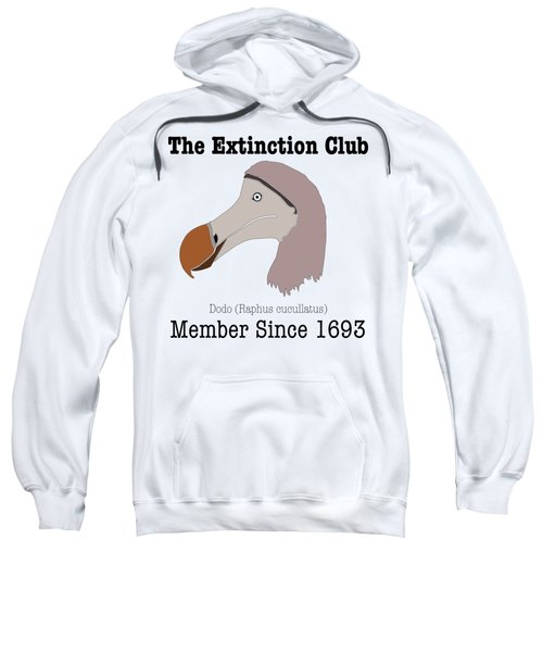 The Extinction Club - Dodo Sweatshirt by Marcus England