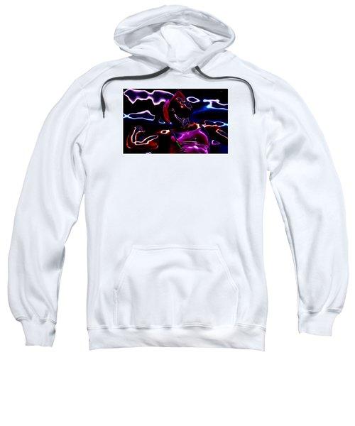 Venus Williams Match Point Sweatshirt by Brian Reaves