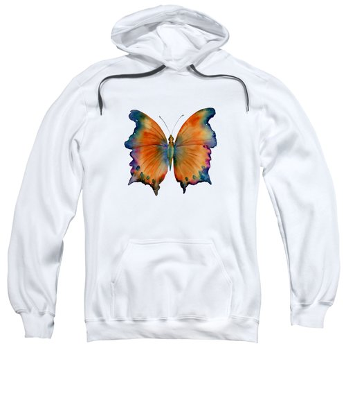 1 Wizard Butterfly Sweatshirt by Amy Kirkpatrick