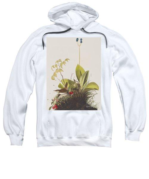 Wood Wren Sweatshirt by John James Audubon