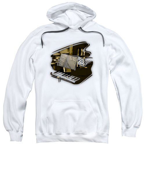Piano Collection Sweatshirt by Marvin Blaine