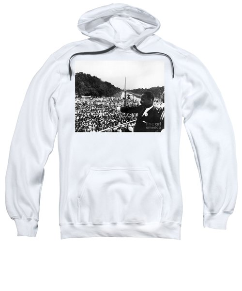 Martin Luther King, Jr Sweatshirt by Granger
