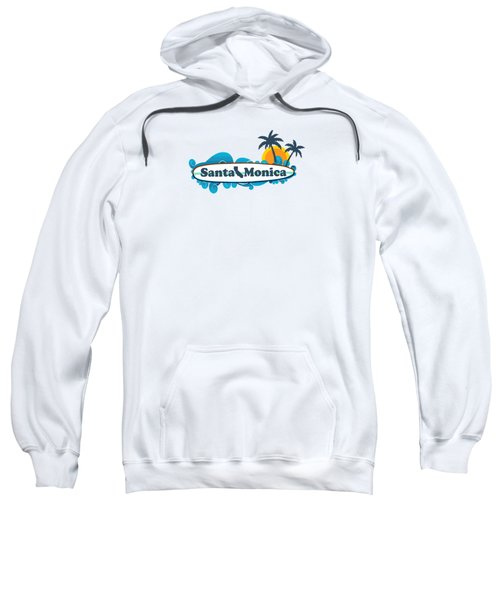 Santa Monica Sweatshirt by American Roadside